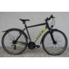 "Kép 1/5 - Cone 1.0 Allroad Cross Black 28"" alu Cross-Trekking kerékpár"