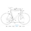 """Kép 3/3 - CUBE NATURE 28"""" (54) 2021 Cross-Trekking Kerékpár"""