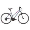 Kép 1/2 - Kellys CLEA 10 Grey-Pink 28 2021 Alu Cross-Trekking Kerékpár