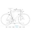 """Kép 2/2 - CUBE SL ROAD 28"""" (56) 2021 Országúti Fitness kerékpár"""