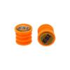 Kép 1/2 - ESI Chunky színes kormányvég dugó, Narancssárga