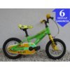 """Kép 1/5 - Ghost Powerkid Green 12"""" használt alu gyerek kerékpár"""