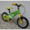 """Kép 5/5 - Ghost Powerkid Green 12"""" használt alu gyerek kerékpár"""