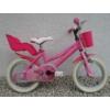 """Kép 1/6 - True Colors Girl 14"""" használt gyerek kerékpár"""
