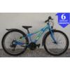 """Kép 1/6 - Cone R Kids 240 Blue 24"""" használt alu gyerek kerékpár"""