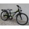 """Kép 3/6 - Cone R Kids 200 Black'n'Yellow 20"""" használt alu gyerek kerékpár"""