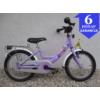 """Kép 1/5 - Puky Purple Kid 16"""" használt alu gyerek kerékpár"""