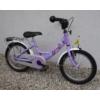 """Kép 2/5 - Puky Purple Kid 16"""" használt alu gyerek kerékpár"""