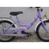 """Kép 4/5 - Puky Purple Kid 16"""" használt alu gyerek kerékpár"""