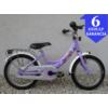 """Kép 1/6 - Puky Purple 16"""" Használt Alu Gyerek Kerékpár"""