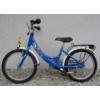 """Kép 2/6 - Puky Sport Blue 18"""" használt alu gyerek kerékpár"""