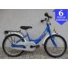 """Kép 1/6 - Puky Sport Blue 18"""" használt alu gyerek kerékpár"""
