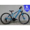 """Kép 1/6 - Bulls Tokee Blue 24"""" használt alu gyerek kerékpár"""