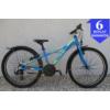 """Kép 1/6 - Cone R Kids Blue 240 24"""" használt alu gyerek kerékpár"""