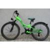 """Kép 2/6 - Scool X-Lite Green  24"""" használt gyerek kerékpár"""