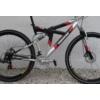 """Kép 4/5 - Crosswind C86 Fully 28"""" Alu Cross-Trekking Kerékpár"""