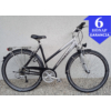 """Kép 1/6 - Gudereit Comfort 28"""" használt alu Trekking kerékpár"""