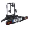 Kép 1/2 - Peruzzo Pure 2 Lock vonóhorogra szerelhető kerékpár szállító, 2 kerékpárhoz