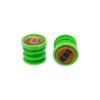 Kép 1/2 - ESI Chunky színes kormányvég dugó, Zöld