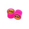 Kép 1/2 - ESI Chunky színes kormányvég dugó, Pink