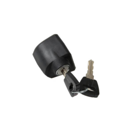 Abus Bosch Standard Cylinder for frame mounted battery zárszerkezet