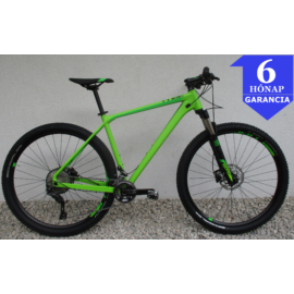 """Cube Reaction Pro 29"""" használt alu MTB kerékpár"""