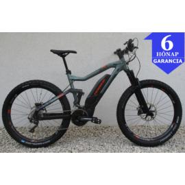 "Haibike Sduro Full Seven 8.0 27,5"" használt alu E-MTB kerékpár"