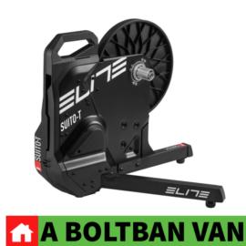 Elite Suito-T Interaktiv Wattmérős Edzőgörgő+TR Block