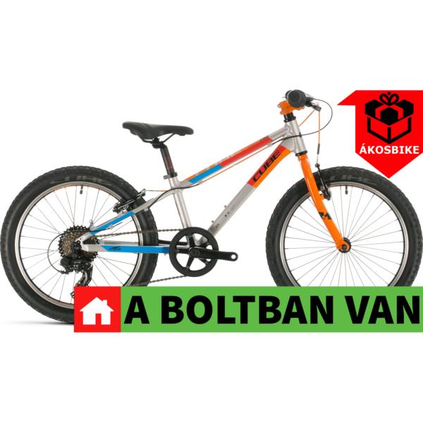 """CUBE ACID 200 ActionTeam 20"""" 2020 Alu Gyerek Kerékpár"""