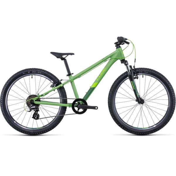 "CUBE ACID RACE 240 Green'n'Pine 24"" 2021 alu gyerek kerékpár"