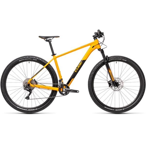 """CUBE ATTENTION 29"""" (17) 2021 MTB Kerékpár"""