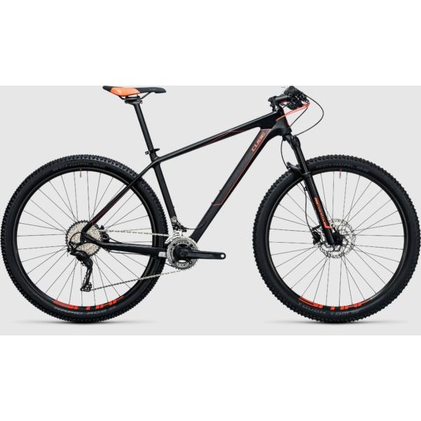 """CUBE Reaction GTC 2x 2017 29"""" (15) Carbon MTB Kerékpár"""