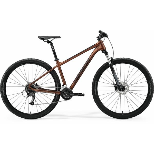 "MERIDA BIG.NINE 60-2x Matt Bronze 29"" 2021 MTB kerékpár"