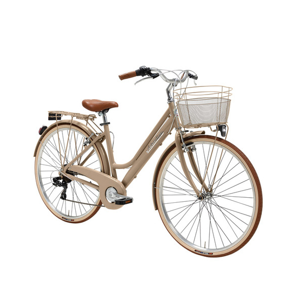 "Adriatica Retro 28"" alu Trekking kerékpár"