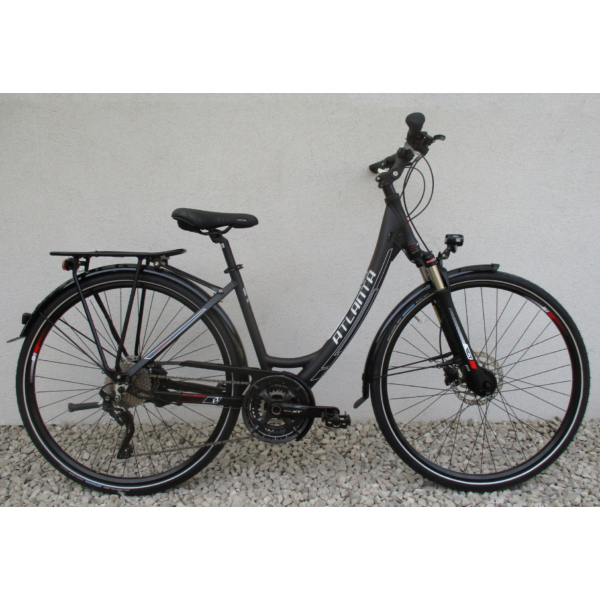 "Atlanta Street 11.0 28"" alu Trekking kerékpár"