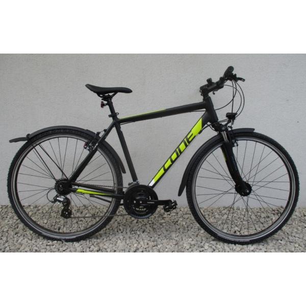 """Cone 1.0 Allroad Cross Black 28"""" alu Cross-Trekking kerékpár"""