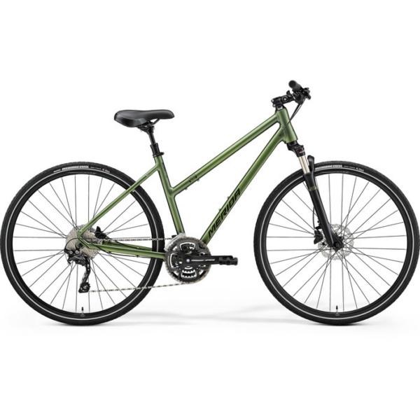 """MERIDA CROSSWAY 300 28"""" (S) 2021 Cross-Trekking kerékpár"""
