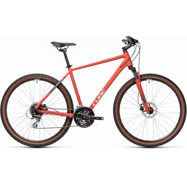"""CUBE NATURE 28"""" (54) 2021 Cross-Trekking Kerékpár"""
