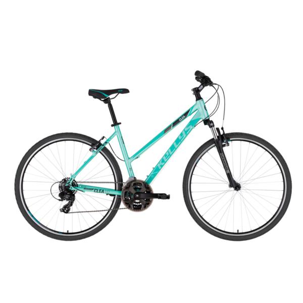 """Kellys CLEA 10 MINT 28"""" 2021 Alu Cross-Trekking Kerékpár"""