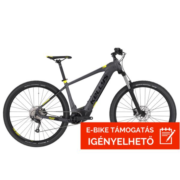 Kellys Tygon 10 Grey 630Wh 29 2021 E-Bike Kerékpár