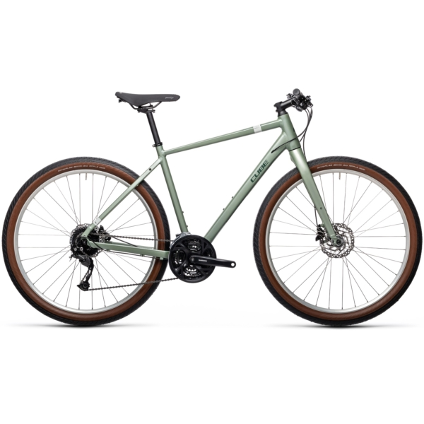 """CUBE HYDE 28"""" (58) 2021 Urban Kerékpár"""