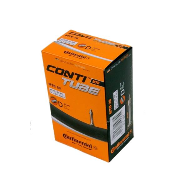 Continental MTB Belső Gumi 26x1,75-2.5 D40mm