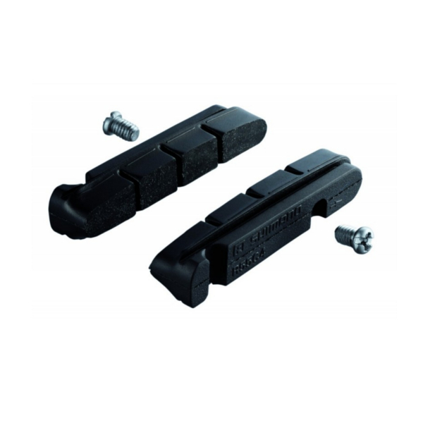 Shimano R55C4 Országúti fékpofa, carbon, csak gumi