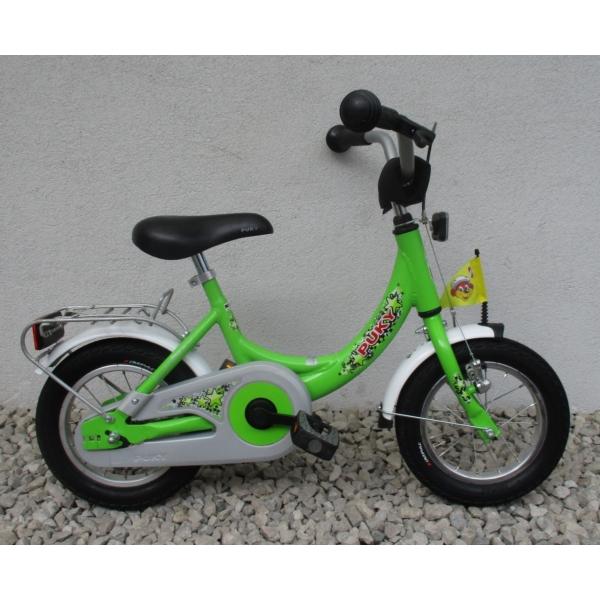 """Puky Green Kid 12"""" Használt Alu Gyerek Kerékpár"""