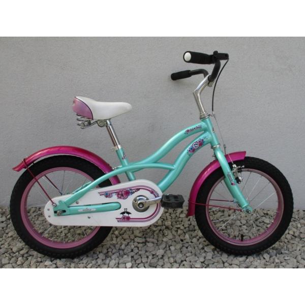 """Bike Star Girl 16"""" használt gyerek kerékpár"""