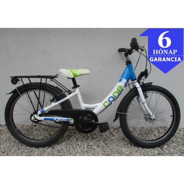 """Cone K 200 7 20"""" használt alu gyerek kerékpár"""