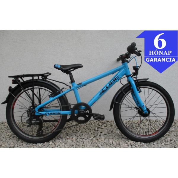 """Cube Kid 200 20"""" használt alu gyerek kerékpár"""