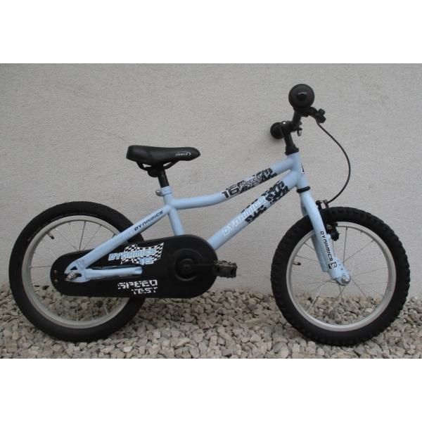 """Dynamics Speed 16"""" használt gyerek kerékpár"""