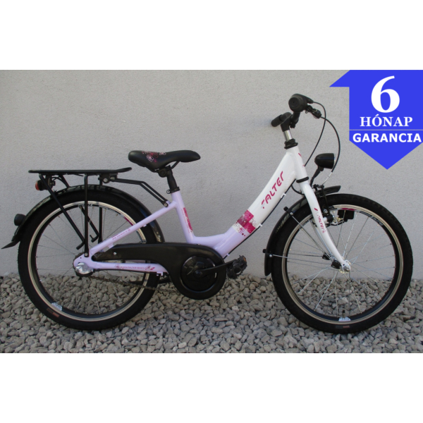 """Falter Kidy 3 20"""" használt alu gyerek kerékpár"""