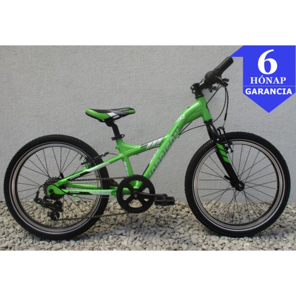 """Morrison Mescalero 20"""" használt alu gyerek kerékpár"""